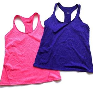 Ideology Women's Size Small Lot of 2 Workout Tops